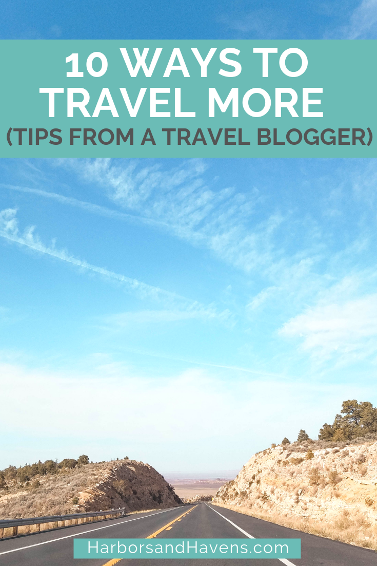 Sometimes it takes thinking outside the box to travel more. These travel tips will help you save more time and money for vacations. #traveltips #vacationbudget #travelbudget How to travel more | Travel more worry less | Budget travel tips | Travel tips and tricks | Travel hacks | Travel tips saving money | Budget travel ideas | Budget travel beach | Travel budget ideas | How to save for travel | Save money for travel