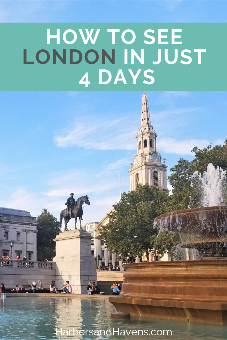 This London itinerary is perfect for first-timers to the city. It's full of things to do in London, from museums and historic castles to shopping and entertainment districts. | London itinerary first time | London itinerary map | London itinerary 4 days | London bucket list | London travel tips #London #LondonTravel