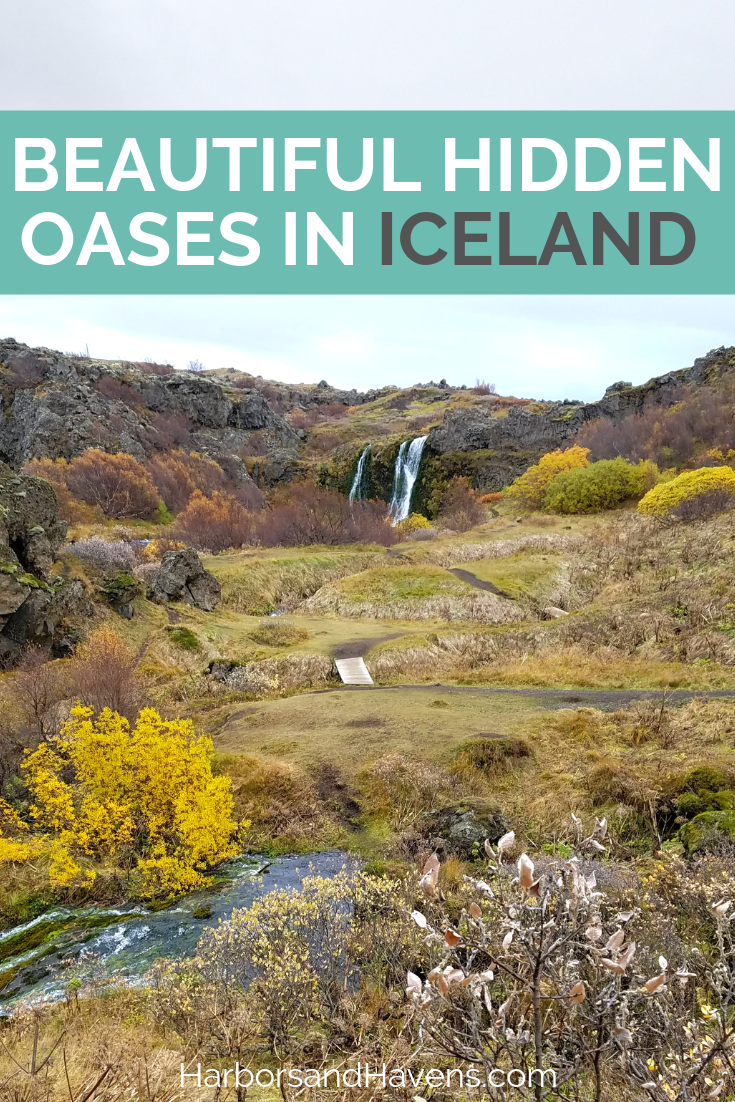 Leave the crowds behind at these hidden waterfalls in Iceland. This guide reveals how to find them and why it's worth the trip! Iceland bucket list | Iceland Gjain | Haifoss Iceland | Iceland bucket list | Iceland things to do | #Icelandtravel #Iceland