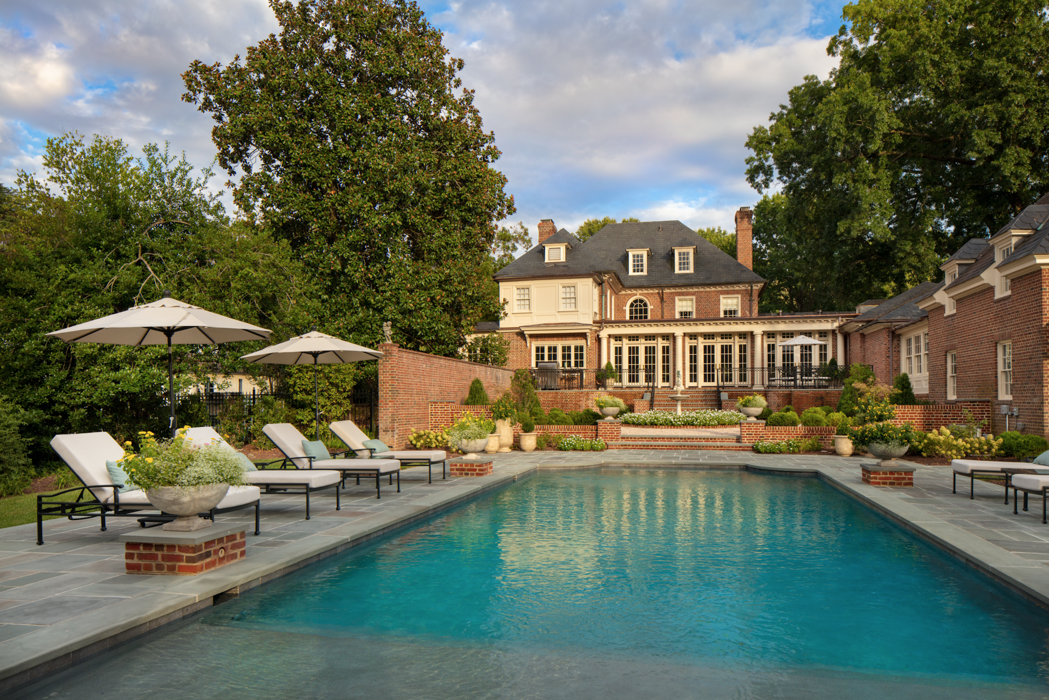 Marcia Fryer Landscape Designs   Georgian Style Home With Pool.png