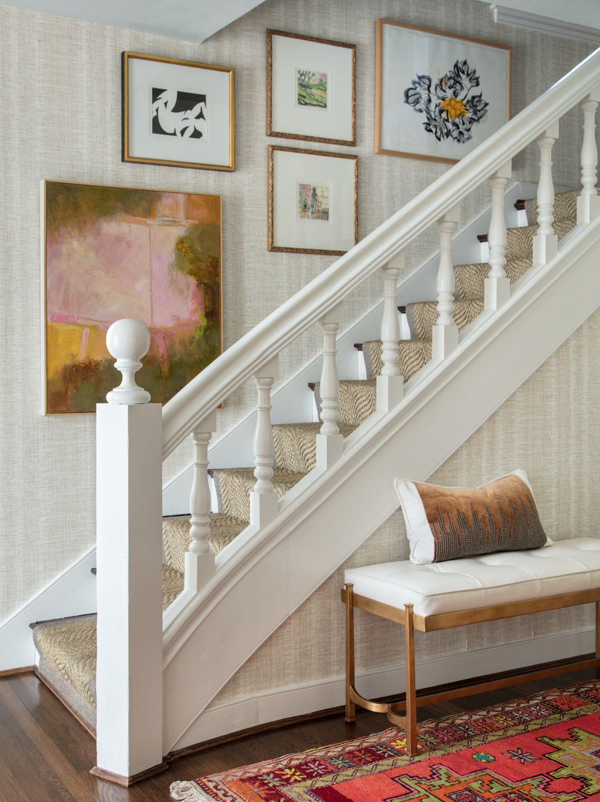 Marcia Fryer Landscape Designs | Neutral Colors Staircase.png