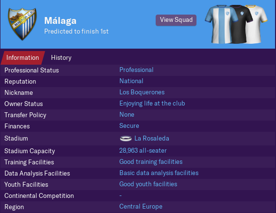 Football Manager 2019: 5 teams you might want to manage