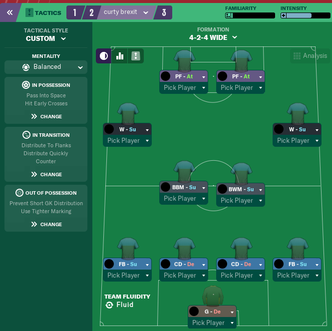 FM19 Tactics: The Aldershot Way — #WeStreamFM