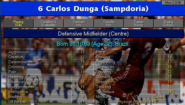 Dunga CM2 Profile courtesy of    @cm9798