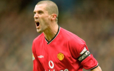 """"""" Aggression is what I do. I go to war. You don't contest football matches in a reasonable state of mind """" Roy Keane on his tenacious playing style."""