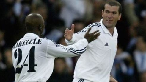 """"""" Why put another layer of gold paint on the Bentley when you are losing the entire engine? """" Zinedine Zidane on  Claude Makélélé  's departure to Chelsea and David Beckham's subsequent arrival in 2003."""