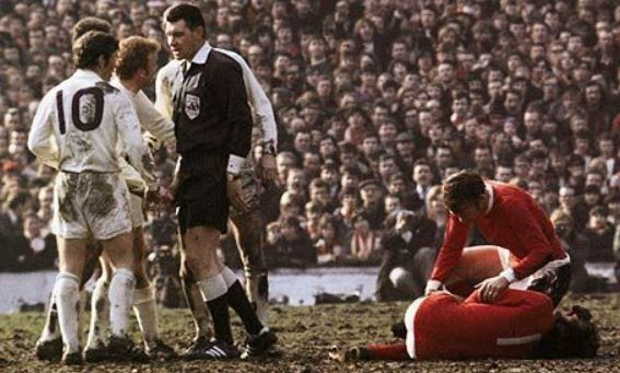 """""""If every manager in Britain were given his choice of any one player to add to his team some, no doubt, would toy with the idea of George Best; but the realists, to a man, would have    Billy Bremner   .'  John Arlott, Sports Journalist."""