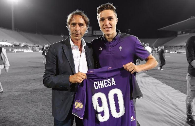 Enrico and Federico Chiesa