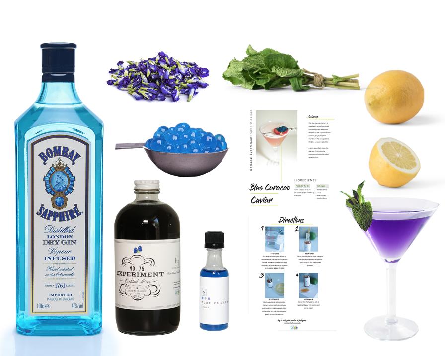 Molecular Food Cocktails