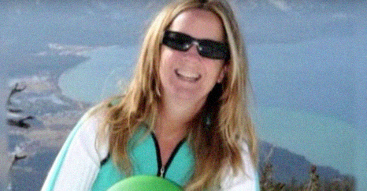 Dr. Christine Blasey Ford, who recently accused Kavanaugh of sexually assaulting her while the two were in high school ( source )