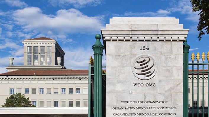 The World Trade Organization's headquarters in Geneva, Switzerland ( source )