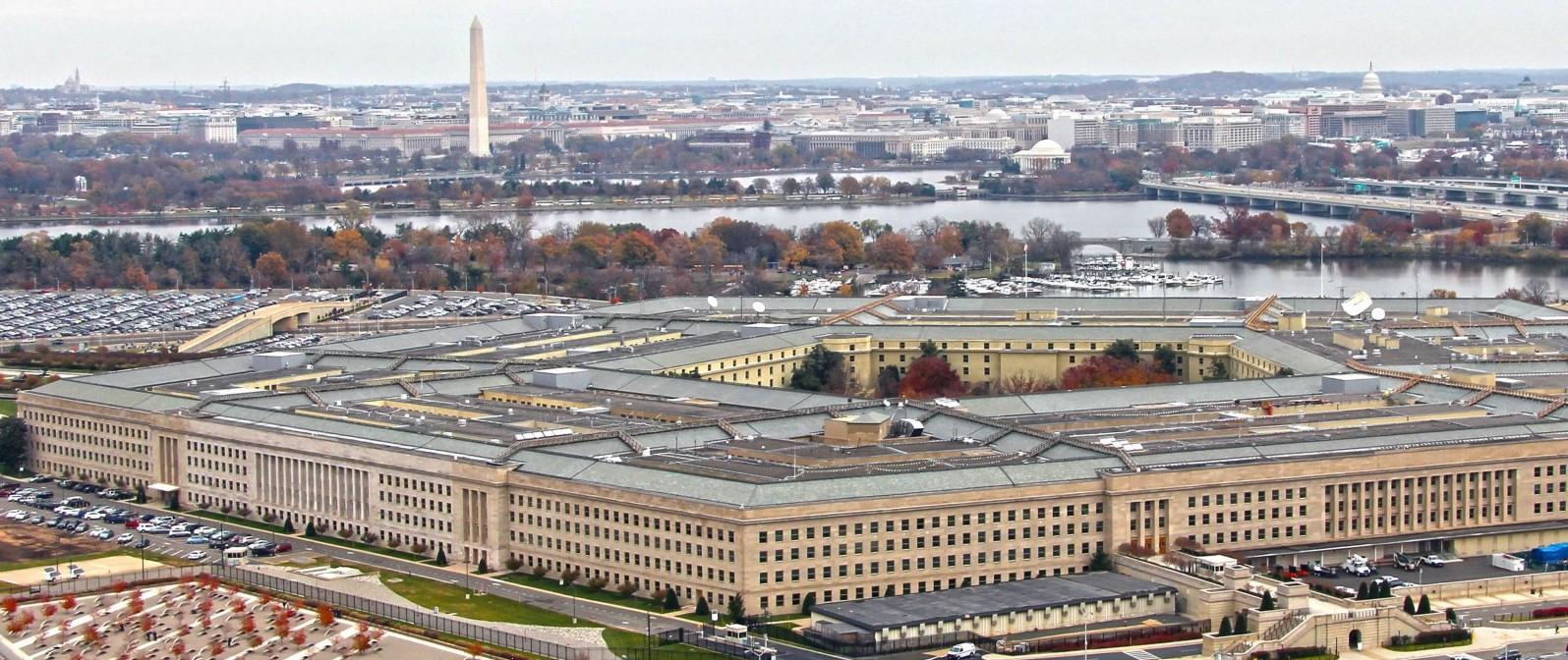 The Pentagon ( source )