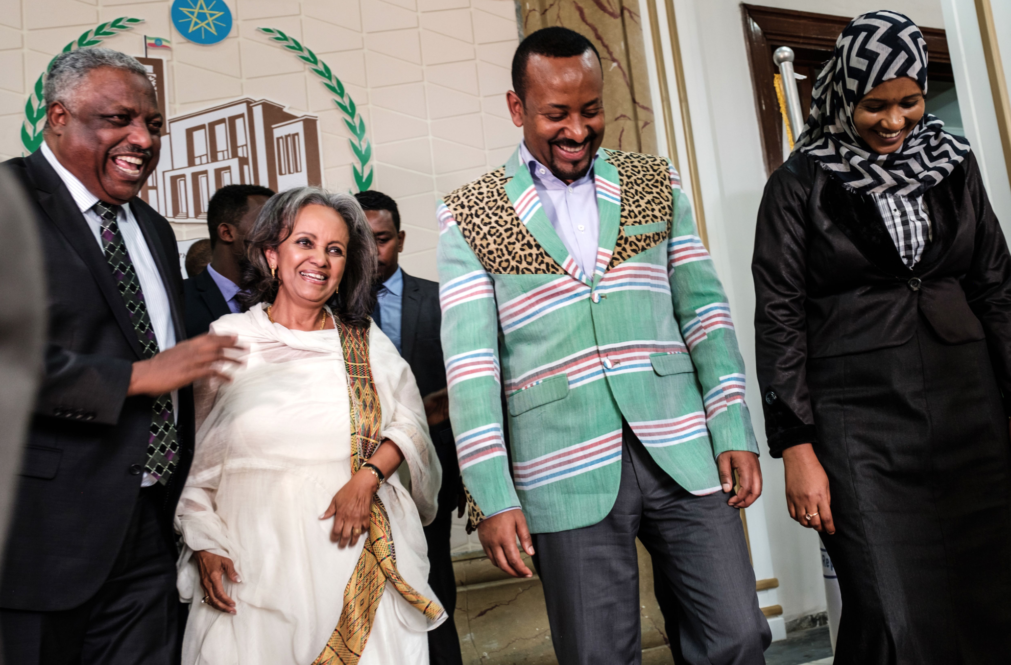 Sahle-Work Zewde, Ethiopia's incoming president, previously worked for the United Nations in Kenya ( Image )