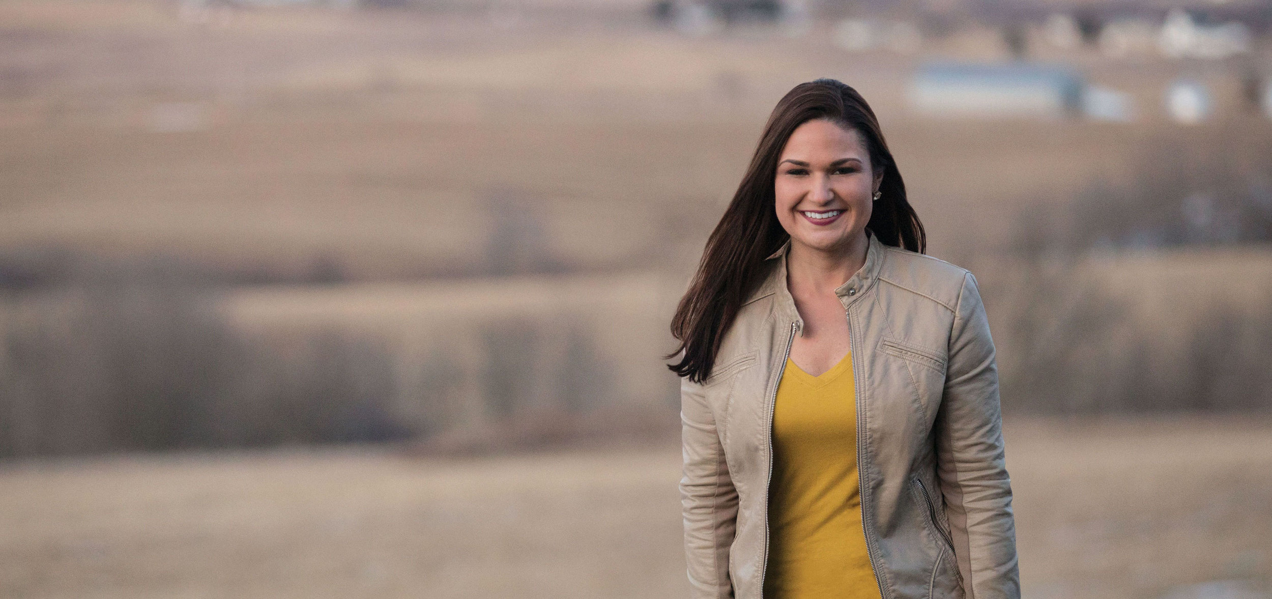 U.S. Representative-Elect Abby Finkenauer, who will serve Iowa's 1st District upon being sworn in next month ( Image )