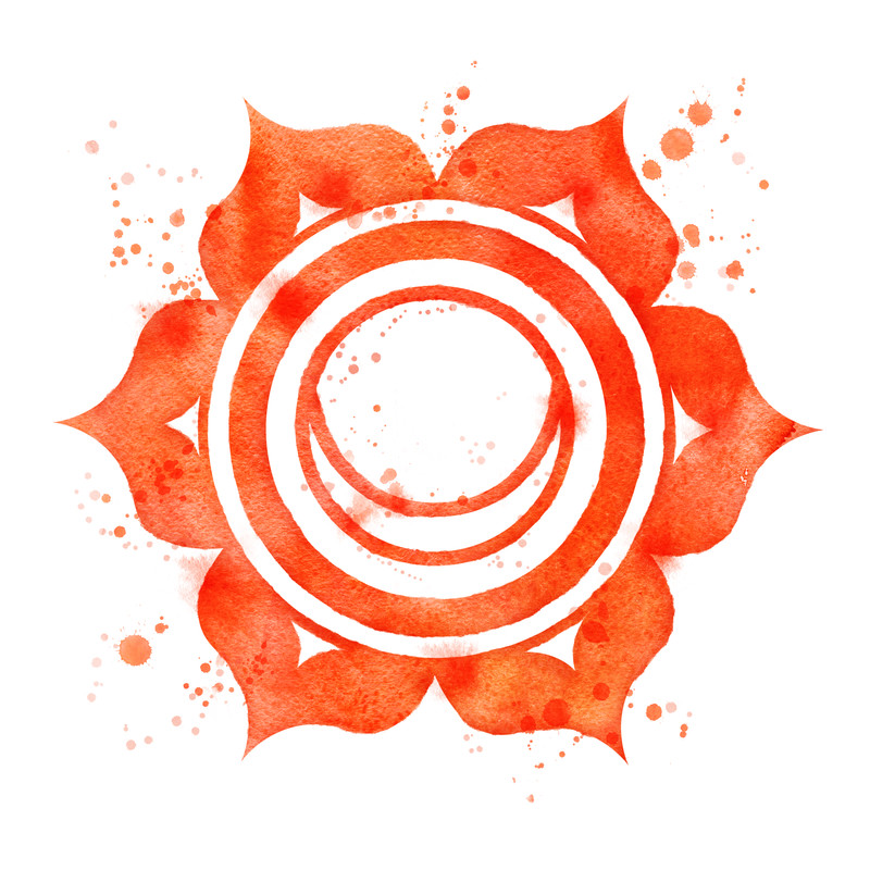 Our class this evening will be focused on the Water element, associated with the second chakra energy.