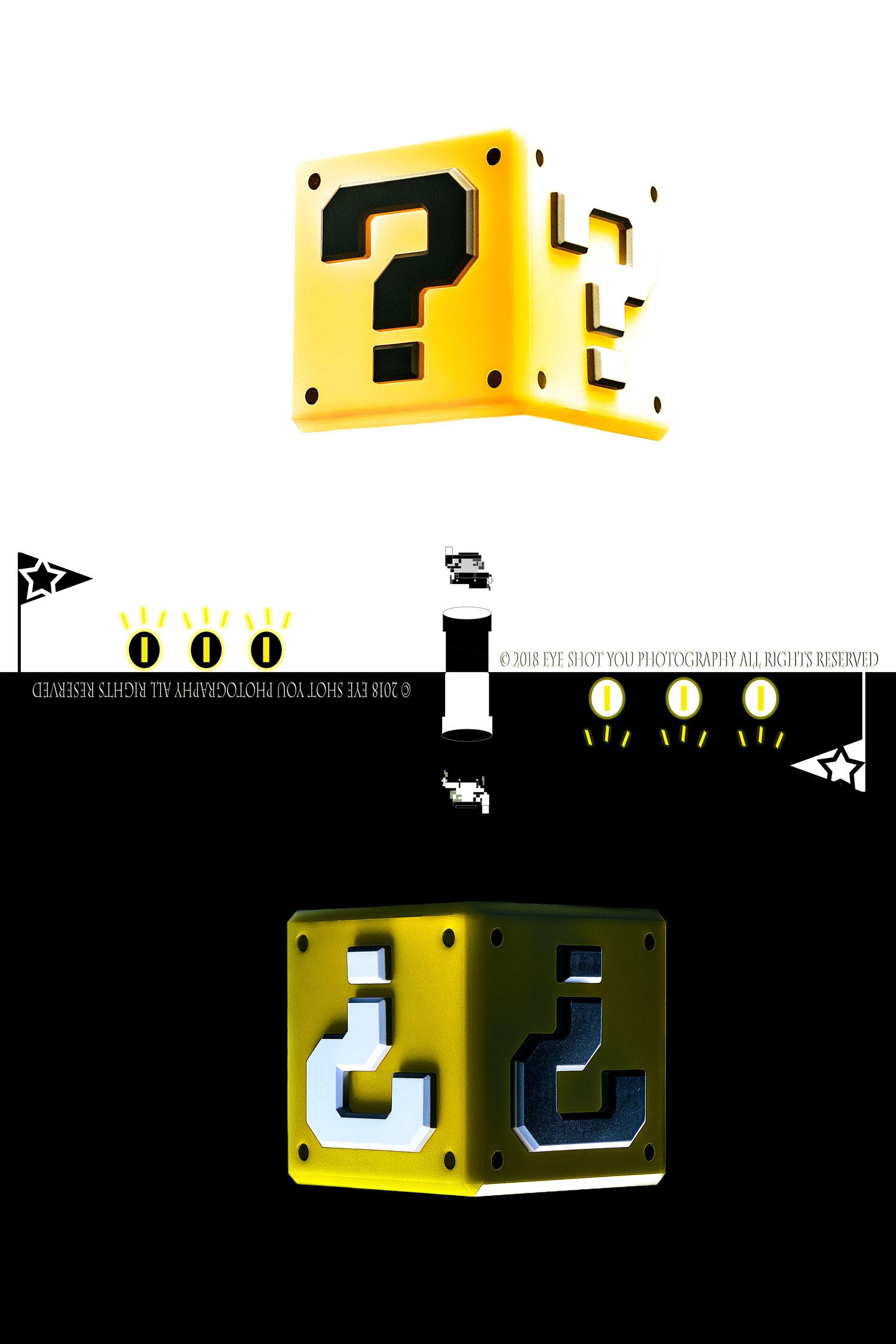 Question Block Worlds