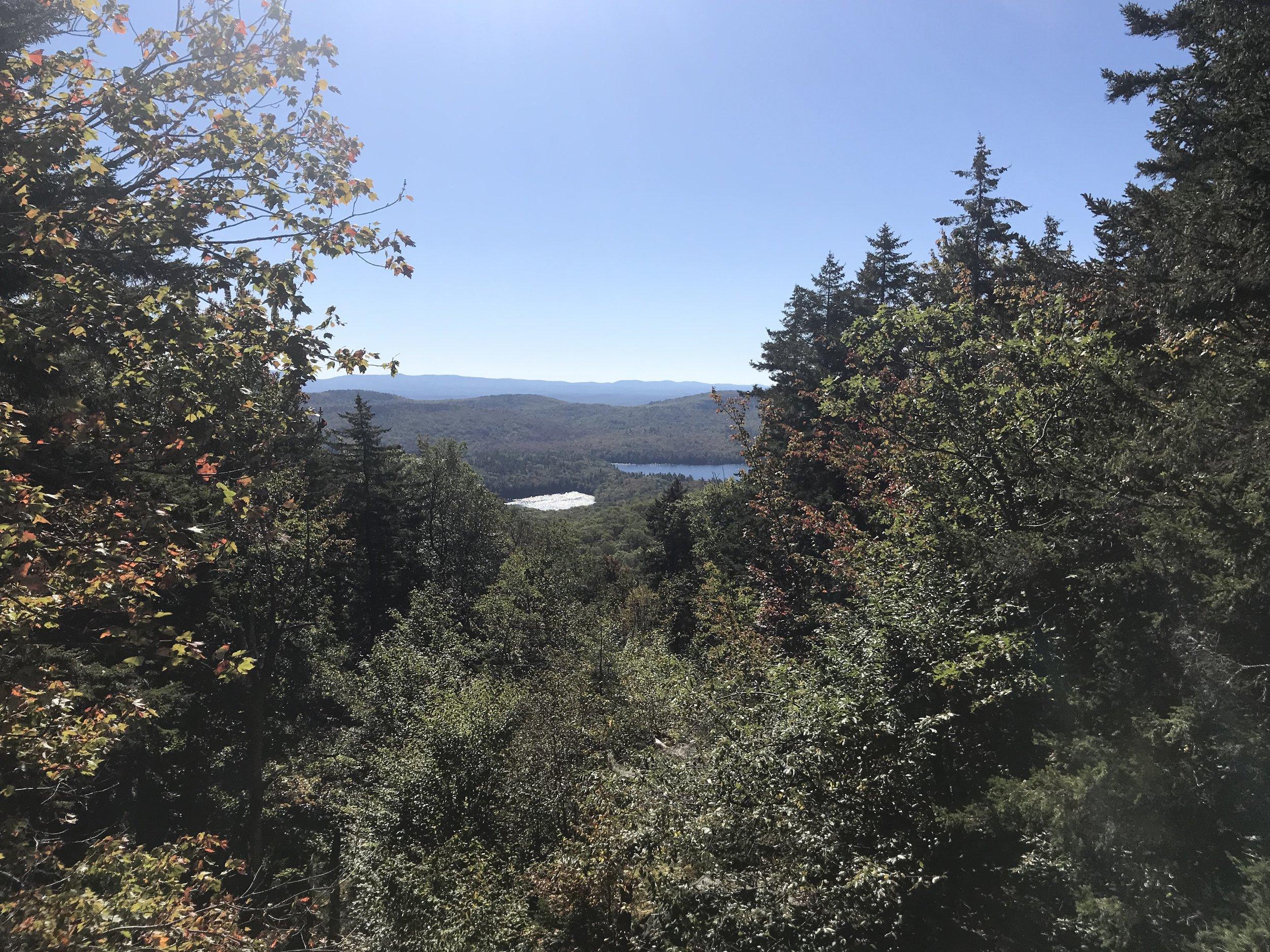 Kulish Ledges View