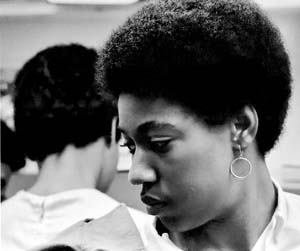 Jennifer Lawson, Atlanta, GA, 1966. By Julius Lester. From crmvet.org