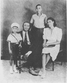 The Boynton family.
