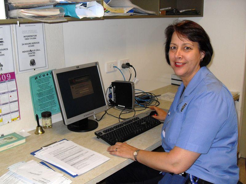 Sharyn Speakman | Bushland Health Retirement Living & Residential Aged Care