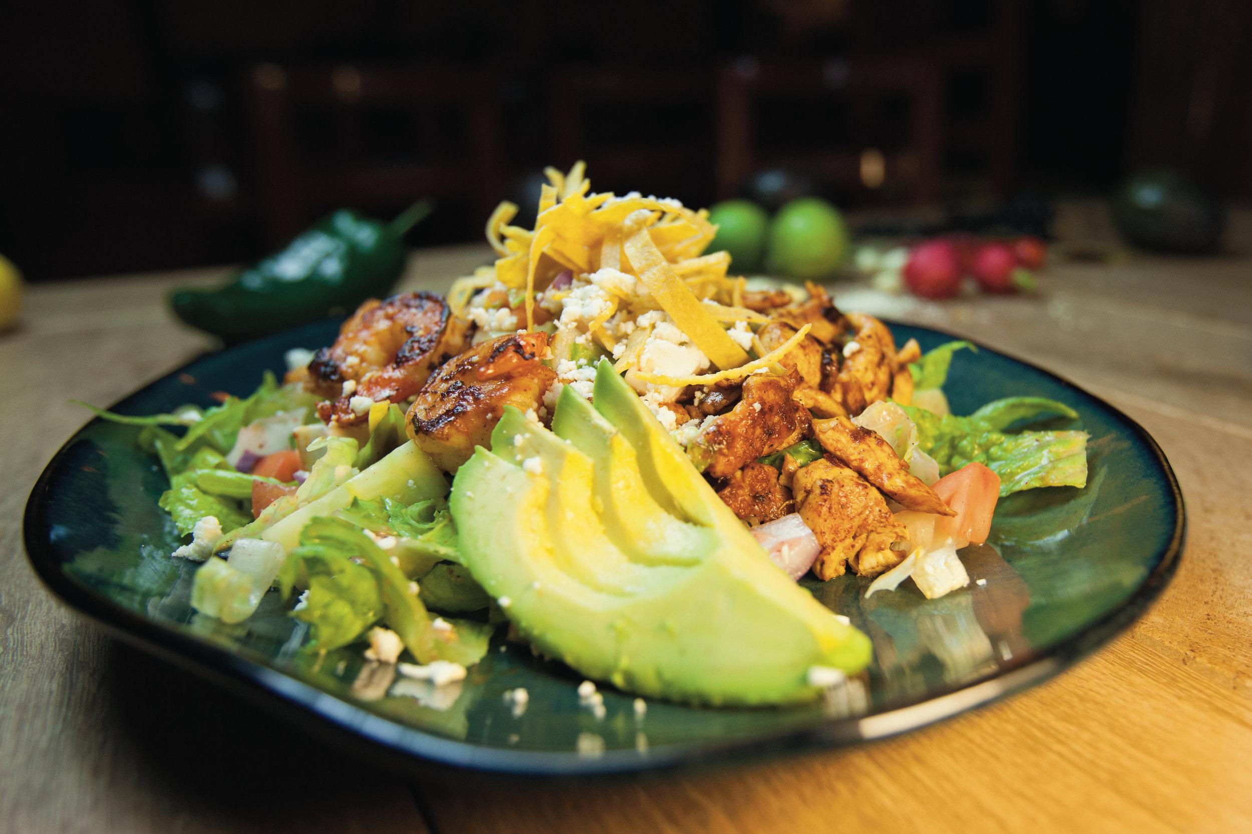 La Flaka Salad