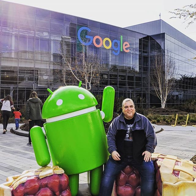 #siliconvalley #google #googleplex #android @google @android