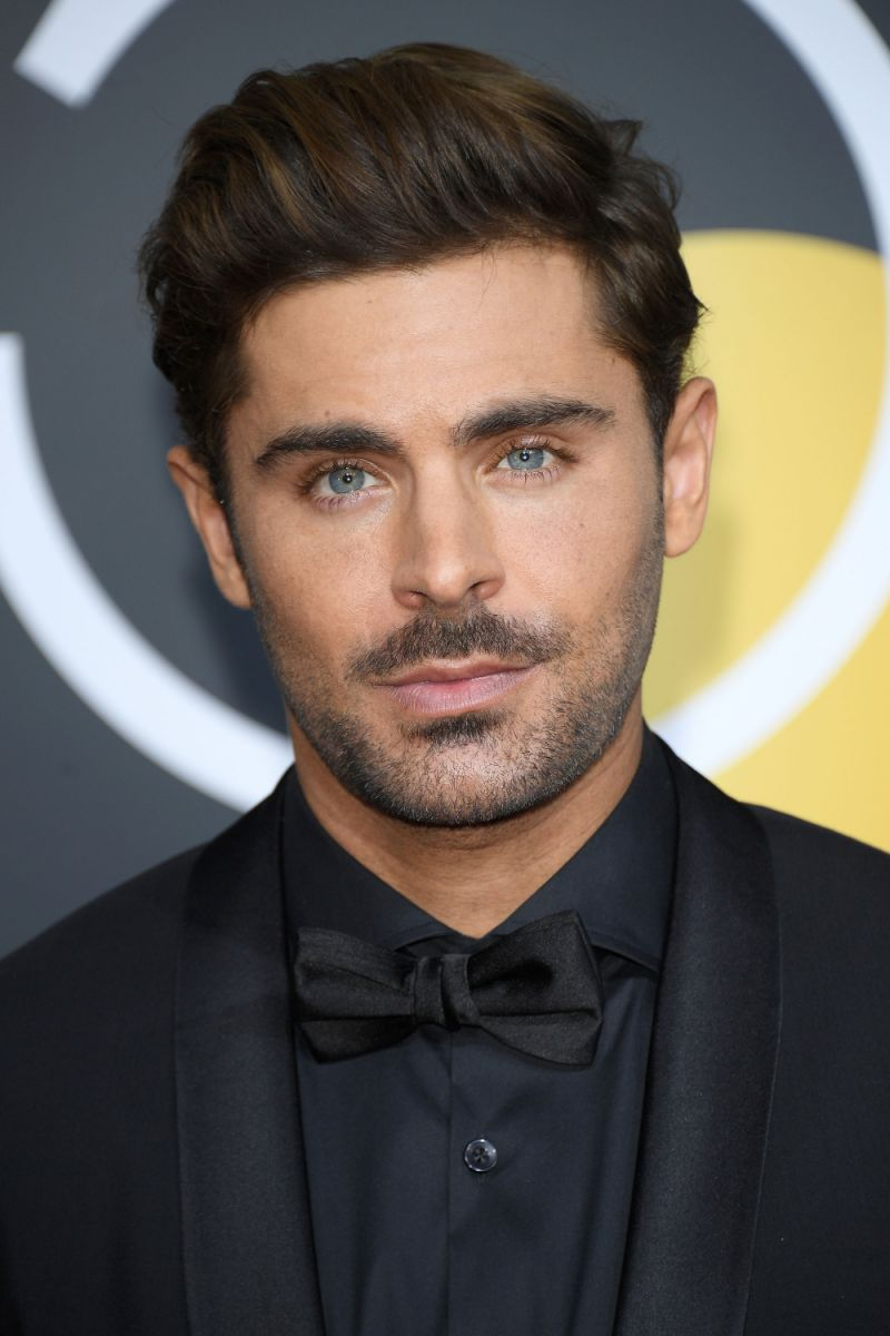 Okay, okay- he's probably not the most charitable of the bunch…but he's Zac Efron. He's talented, gorgeous, and like…have you seen his abs? Sorry, ya'll, I'm only human. ;)