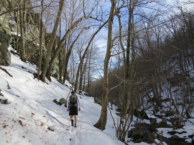 South River Falls Trail
