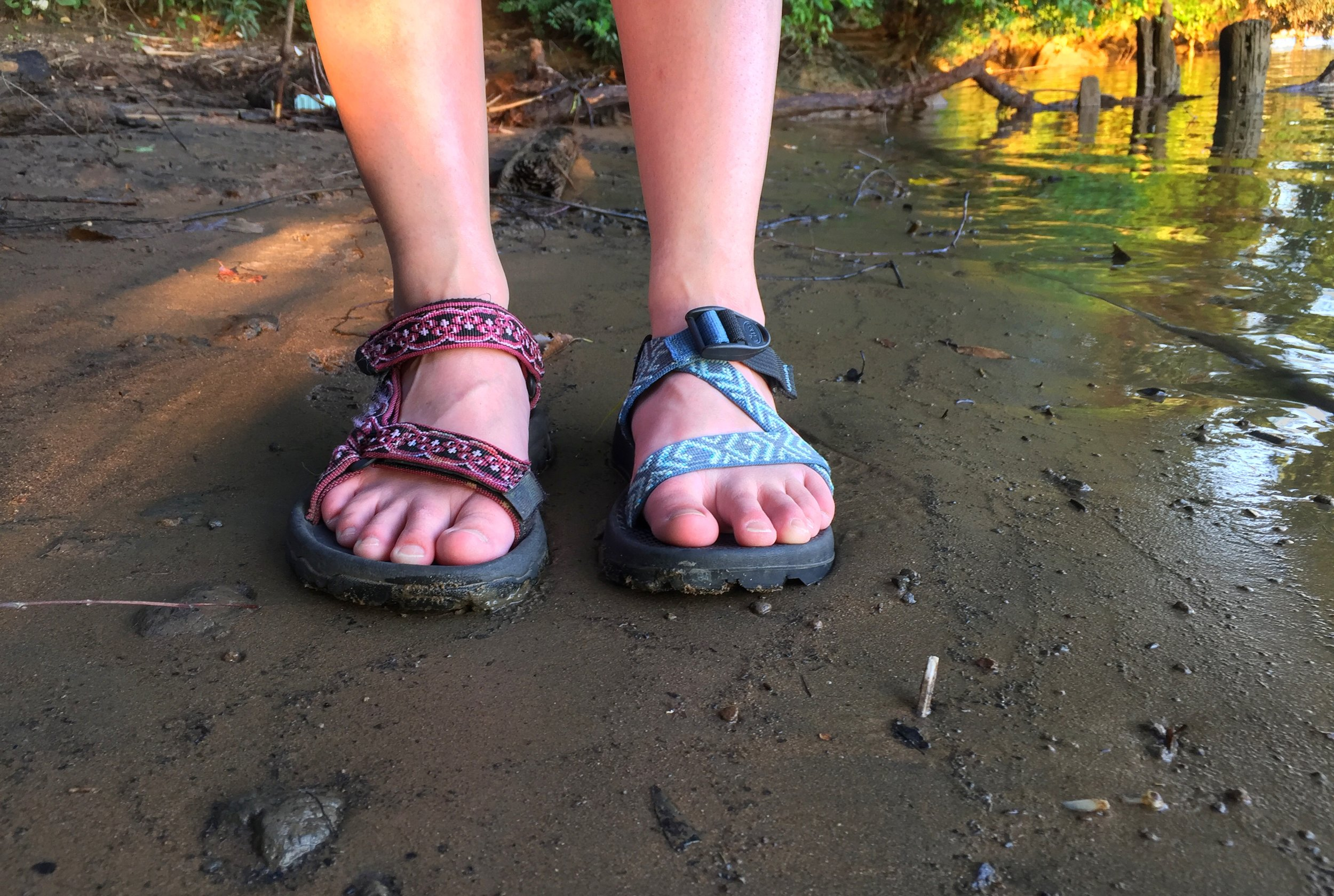 Chaco vs Teva: Who Makes the Better Adventure Sandal? — The