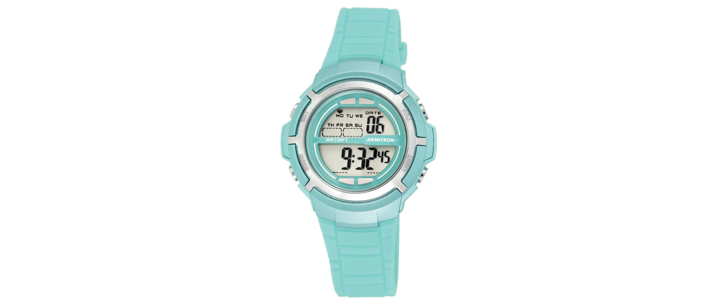Target Pro-Sport Teal Digital Watch