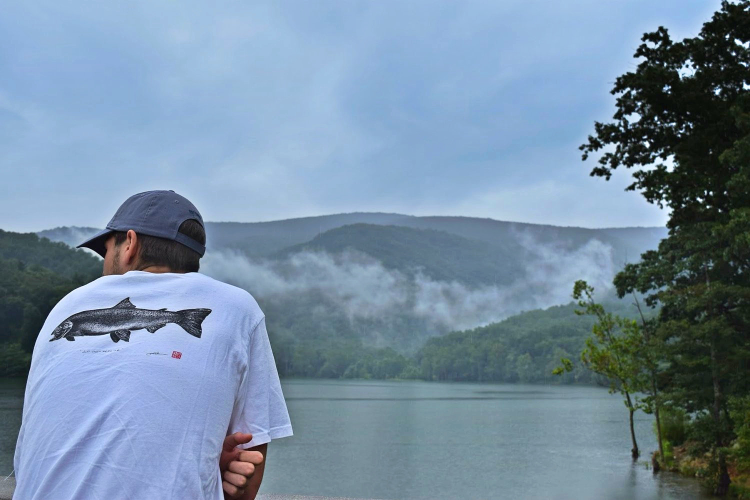 Is cotton a good choice for hiking?