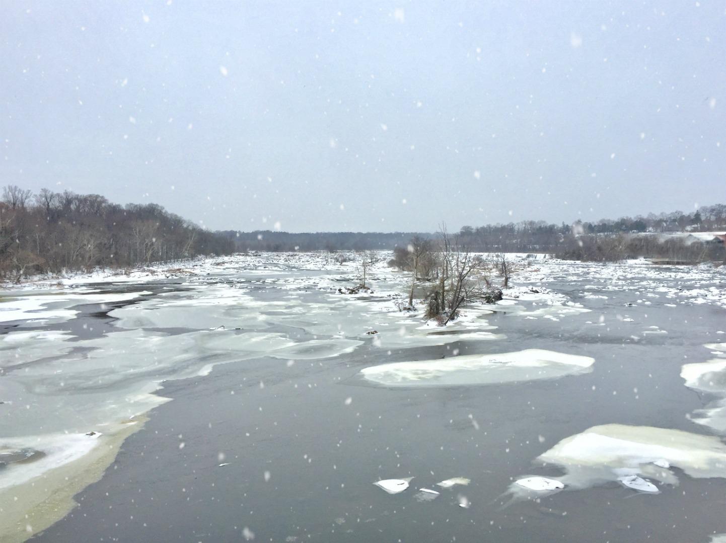 Snow day in RVA!