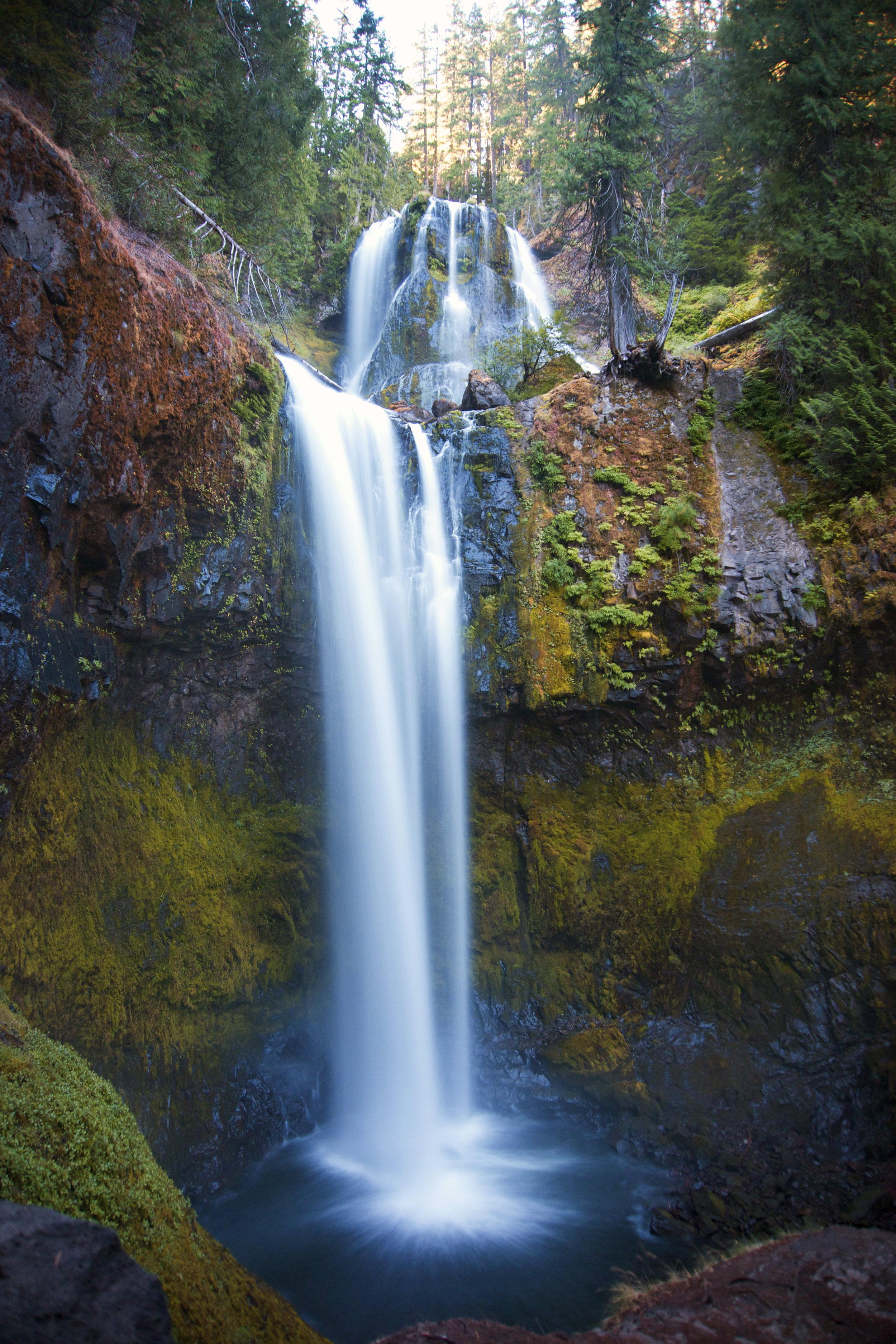 Fall Creek Falls, Washington