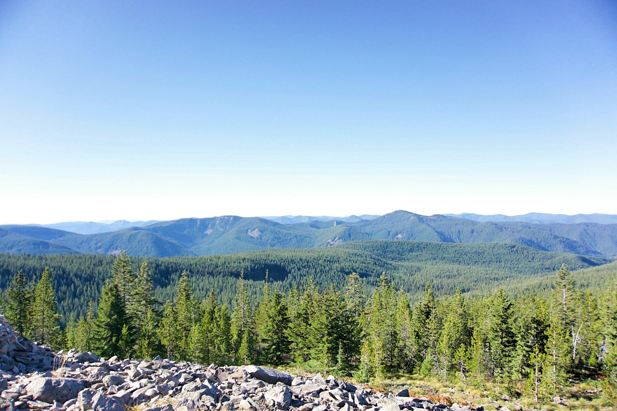Tom, Dick & Harry Mountain Hike