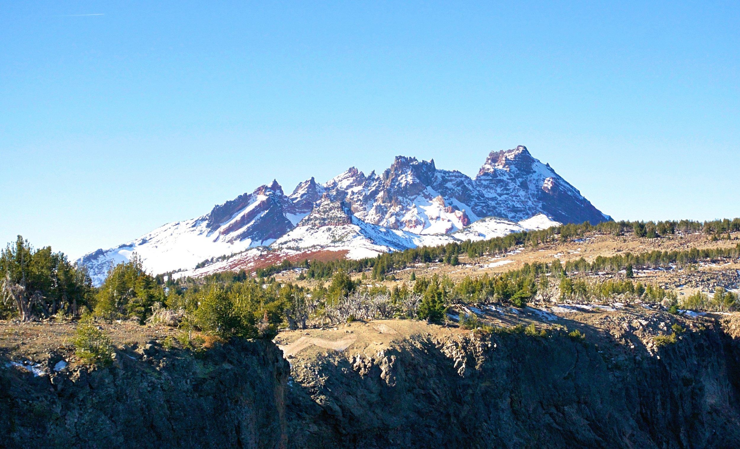 Tam McArthur Trail, Bend Oregon