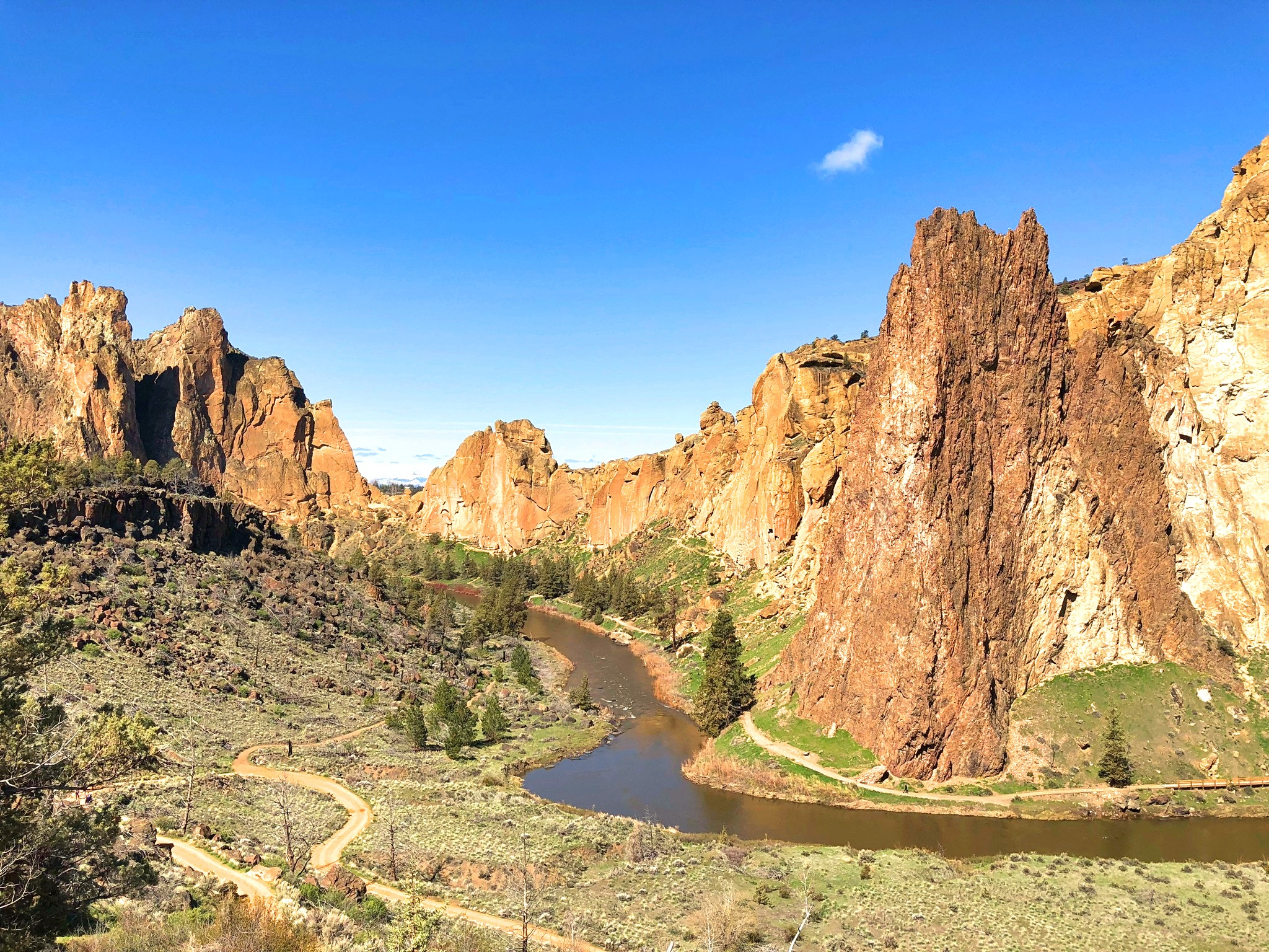 Smith Rock State Park