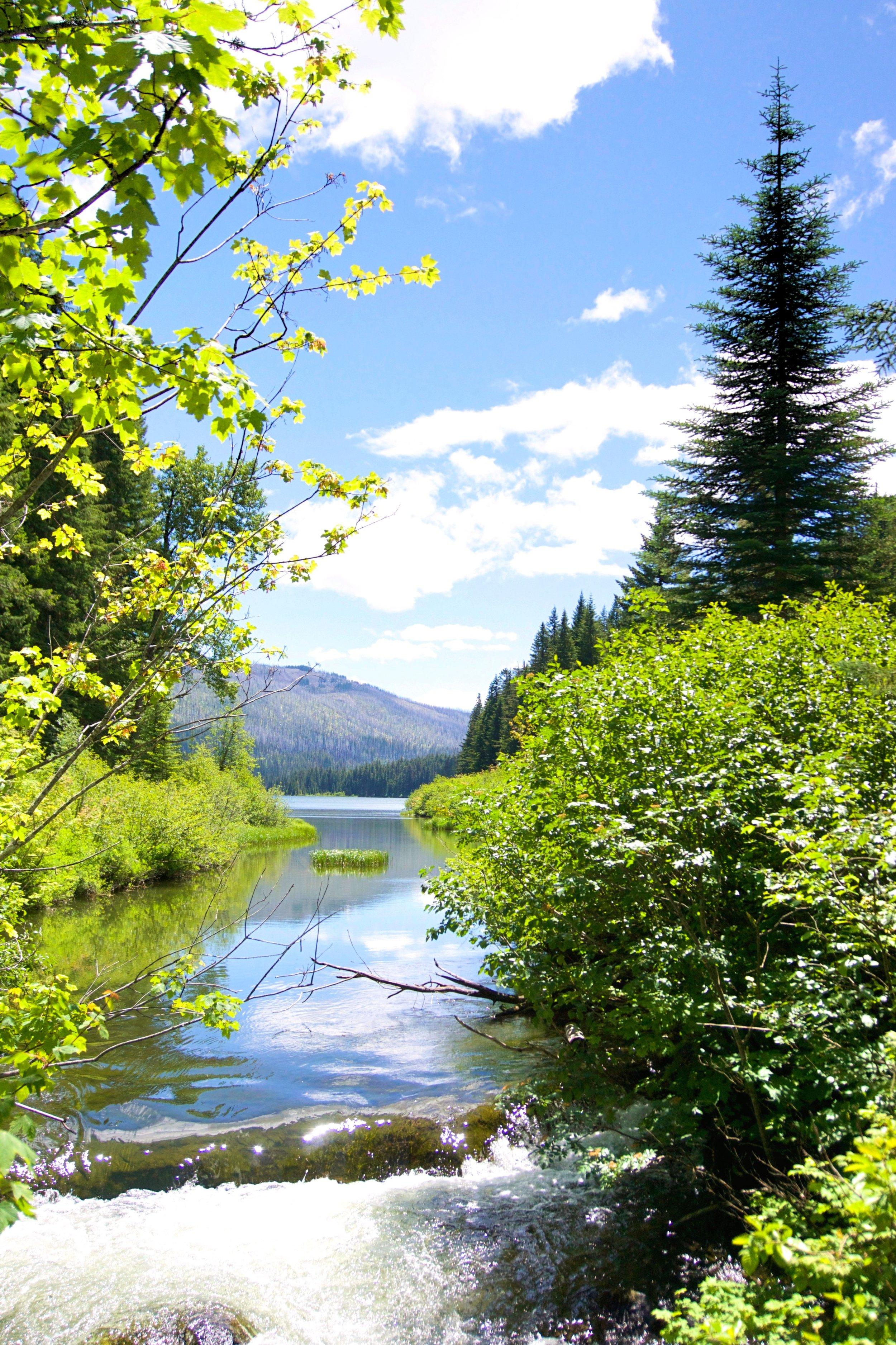 Marion Lake, Oregon