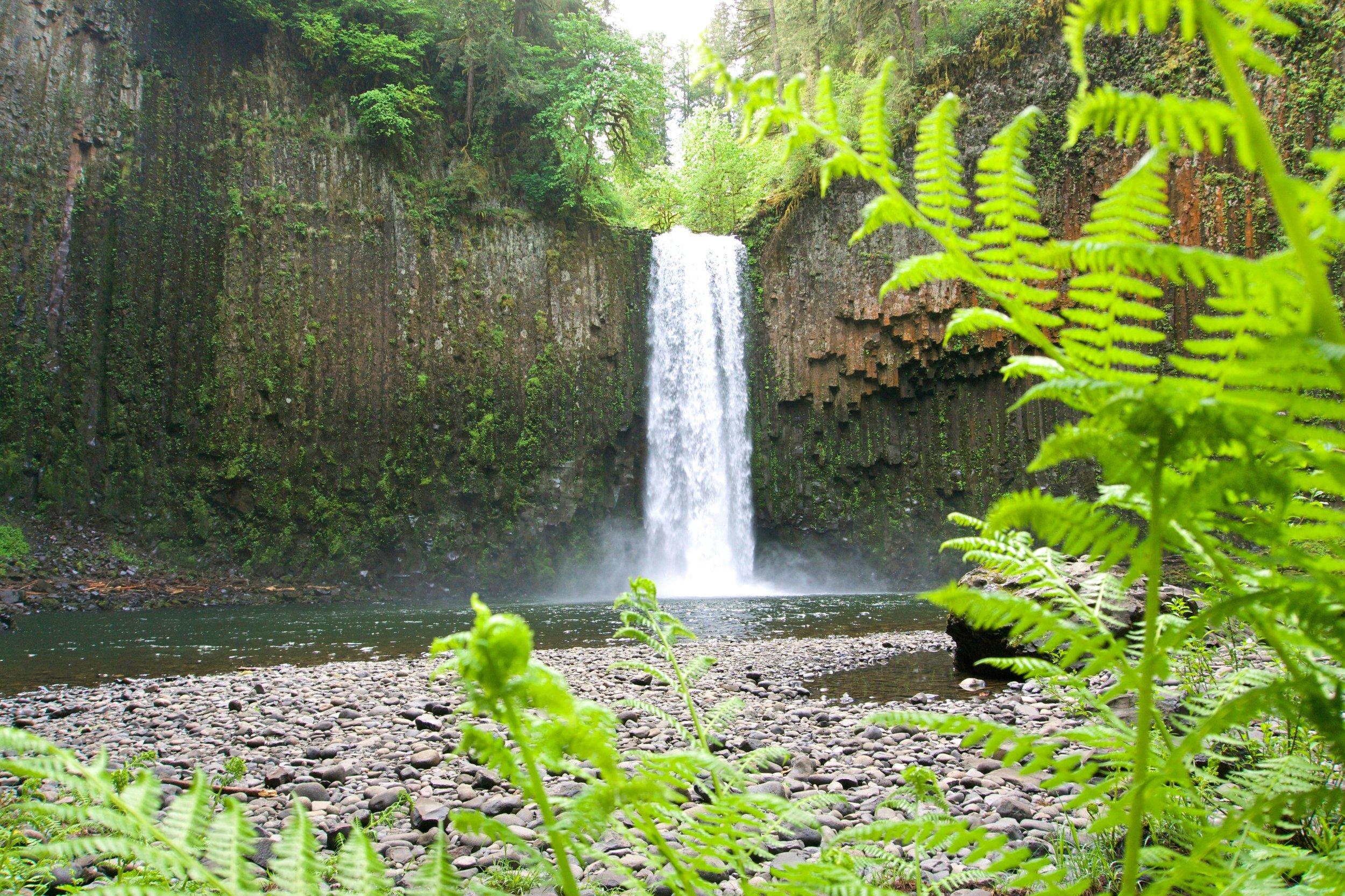 Abiqua Falls, Oregon
