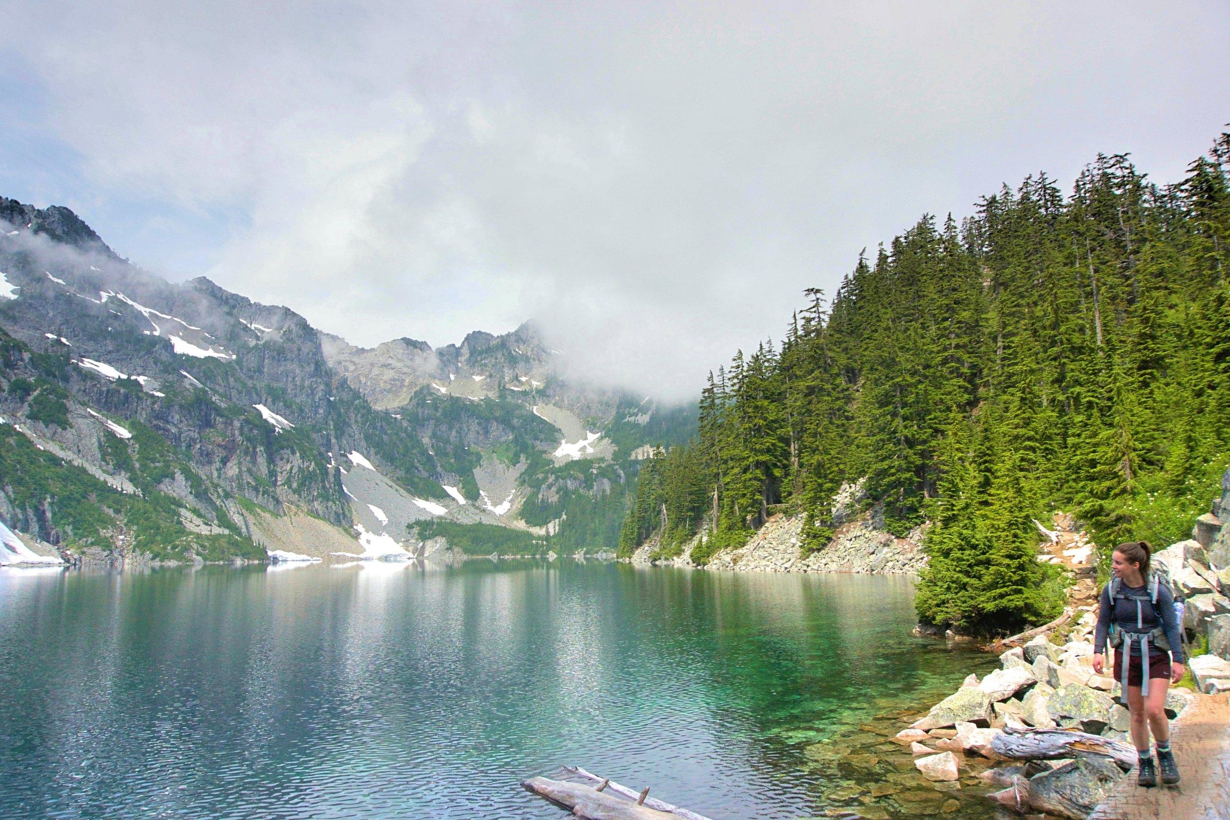 Snow Lake, Washington