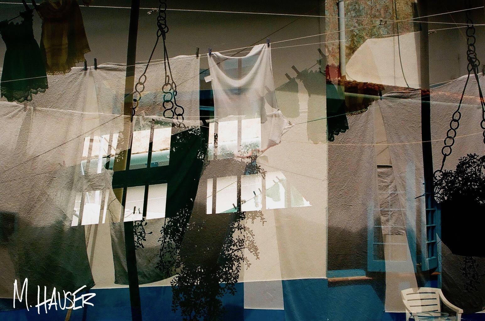 hang to dry. Cuba 2017