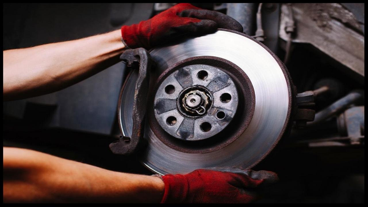 Front Brake Service - Rear Brake Service - Suspension Services - Tire Rotation & Repairs - Wheel Balancing -