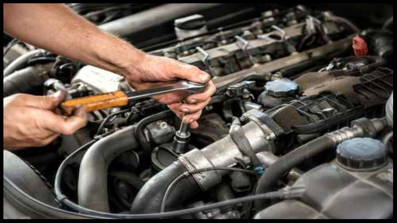 Cylinder Heads- Intake Manifolds - Exhaust Manifolds - Engine Repair & Replacement -