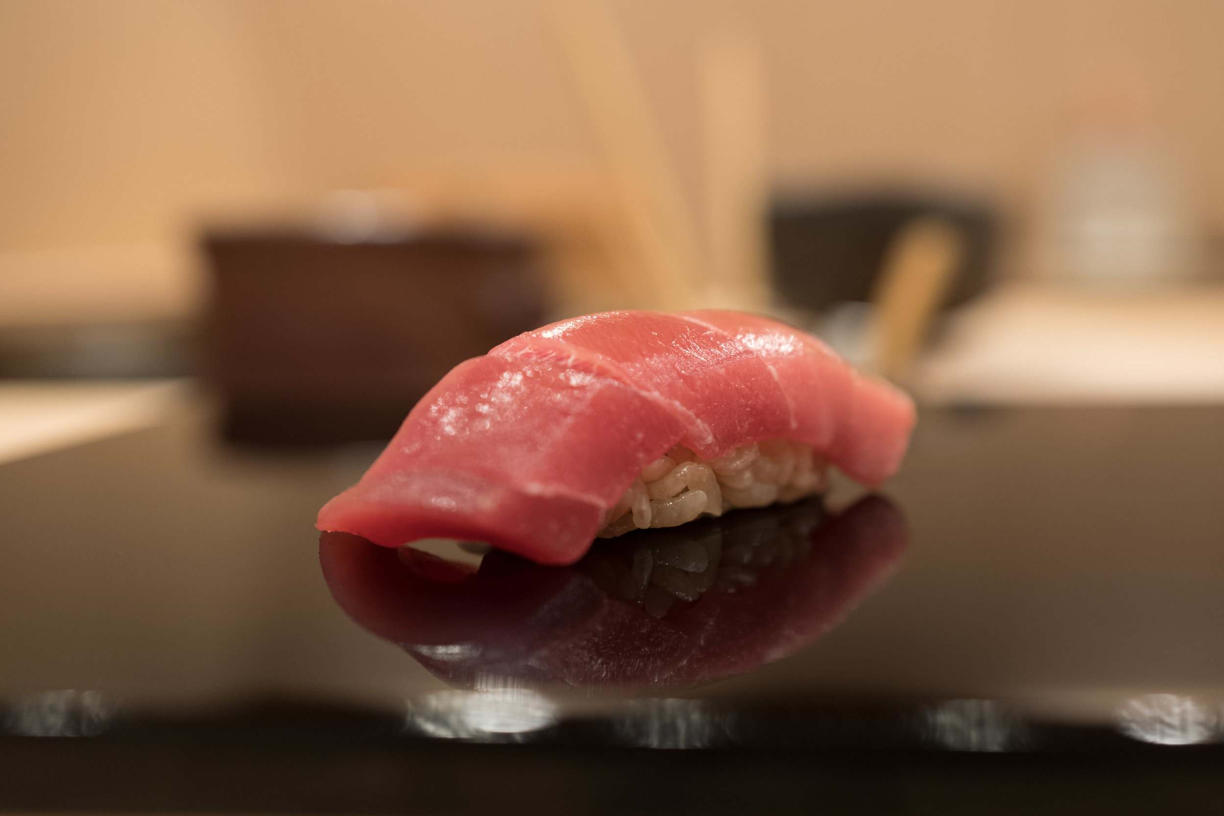 Great akami from Oma