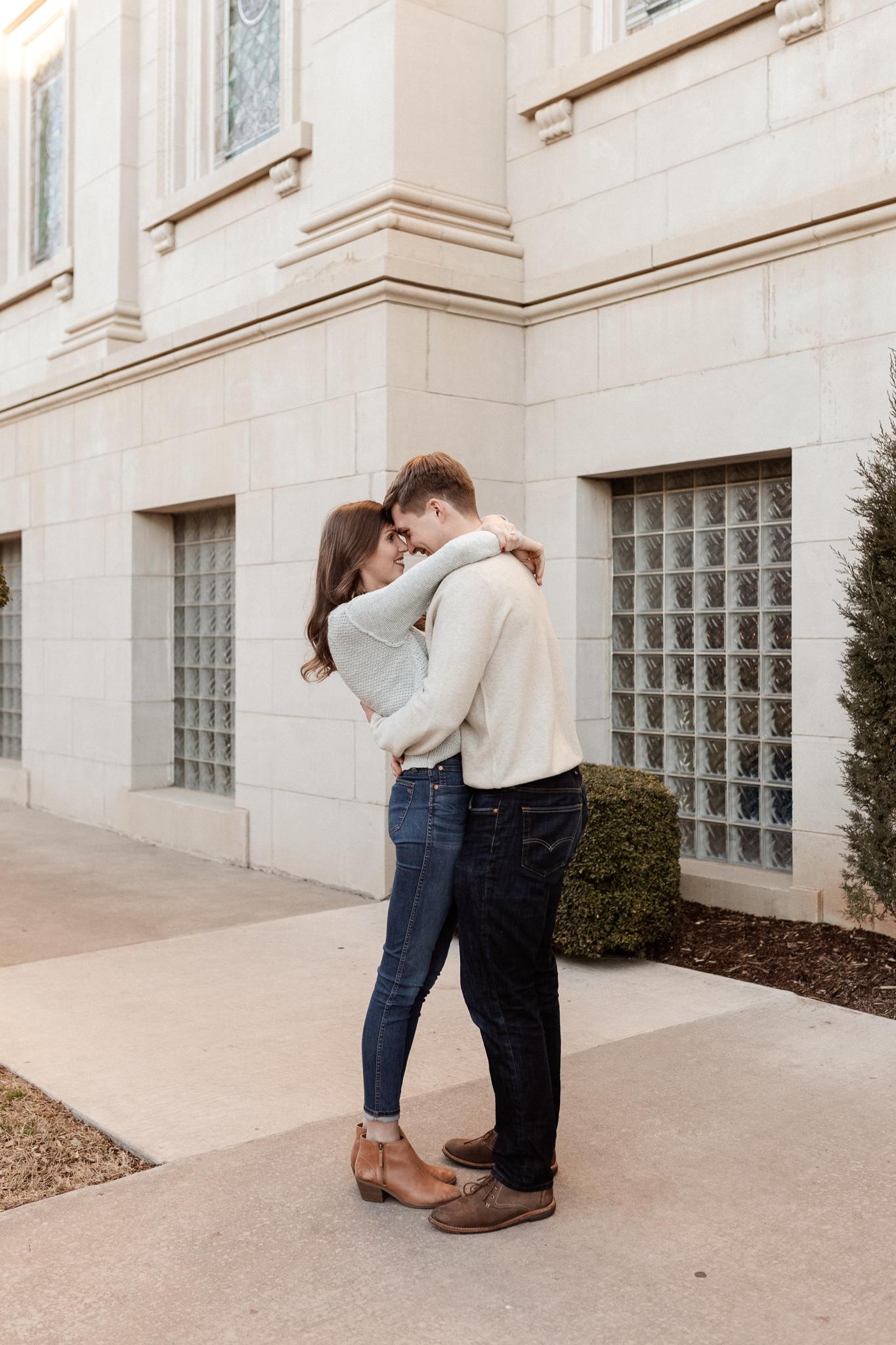 Browne | Timeless Downtown Engagements | Oklahoma Wedding Photographer-25.jpg