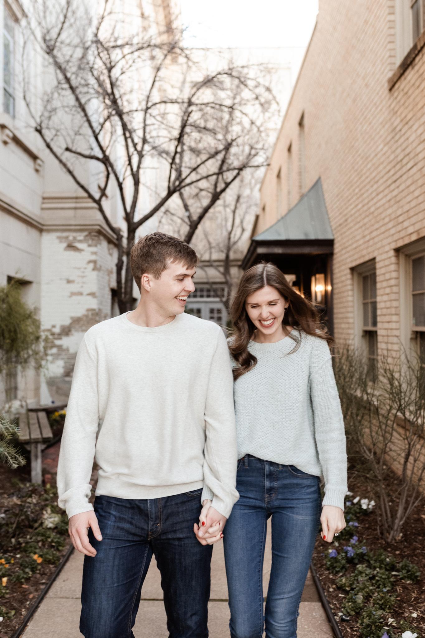 Browne | Timeless Downtown Engagements | Oklahoma Wedding Photographer-34.jpg
