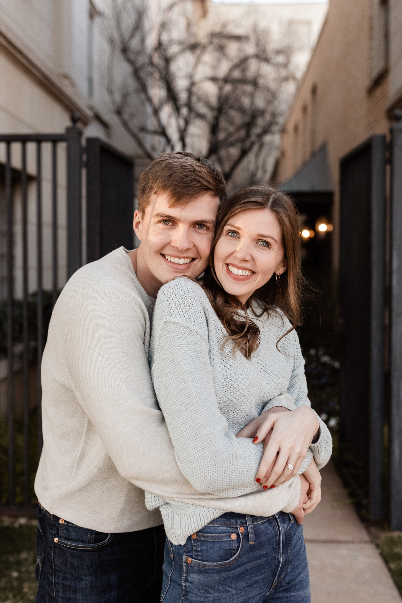 Browne | Timeless Downtown Engagements | Oklahoma Wedding Photographer-36.jpg