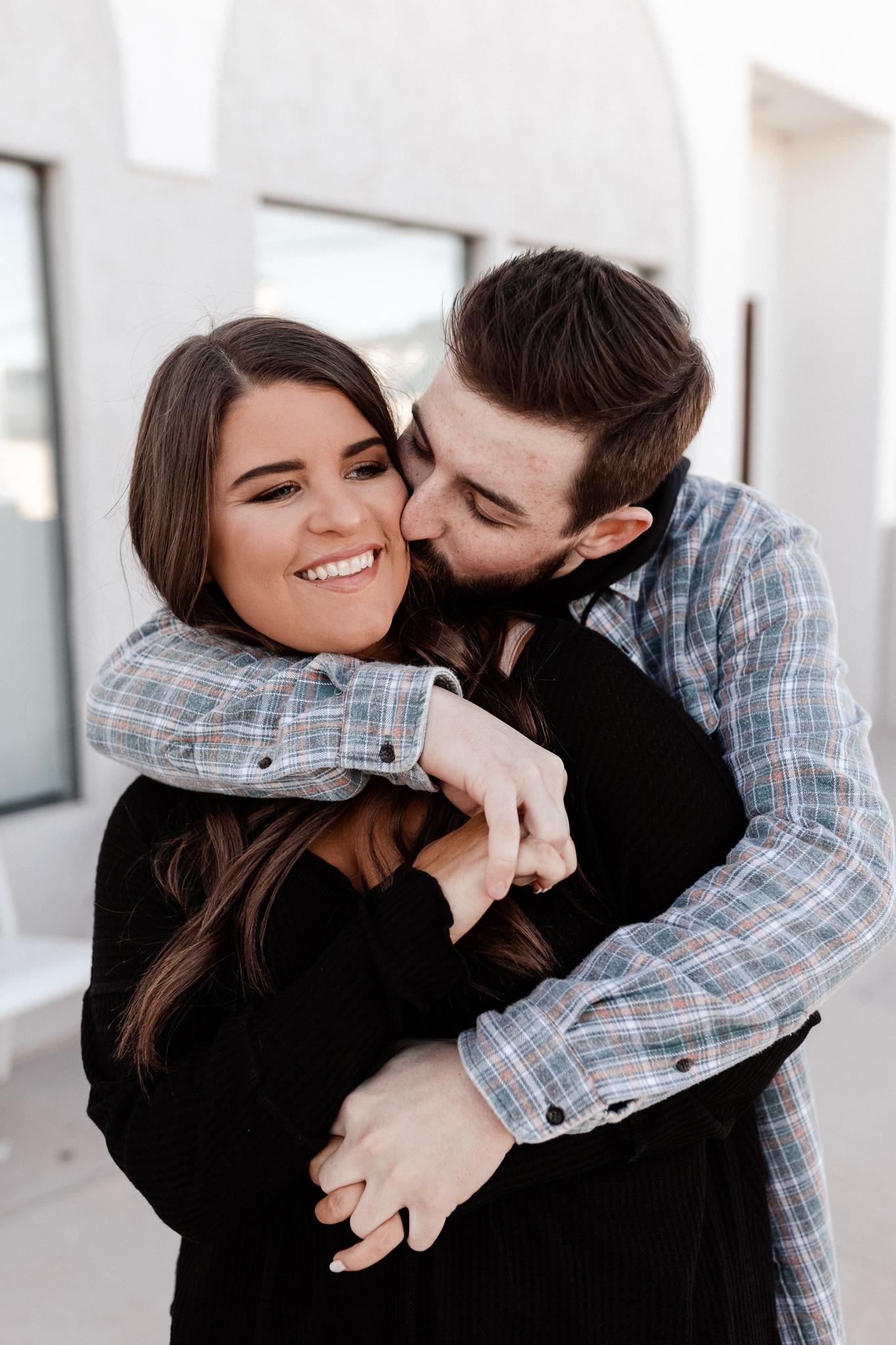 John + Anna | Modern Minimal Engagement Photos | Oklahoma Wedding Photographer-14.jpg