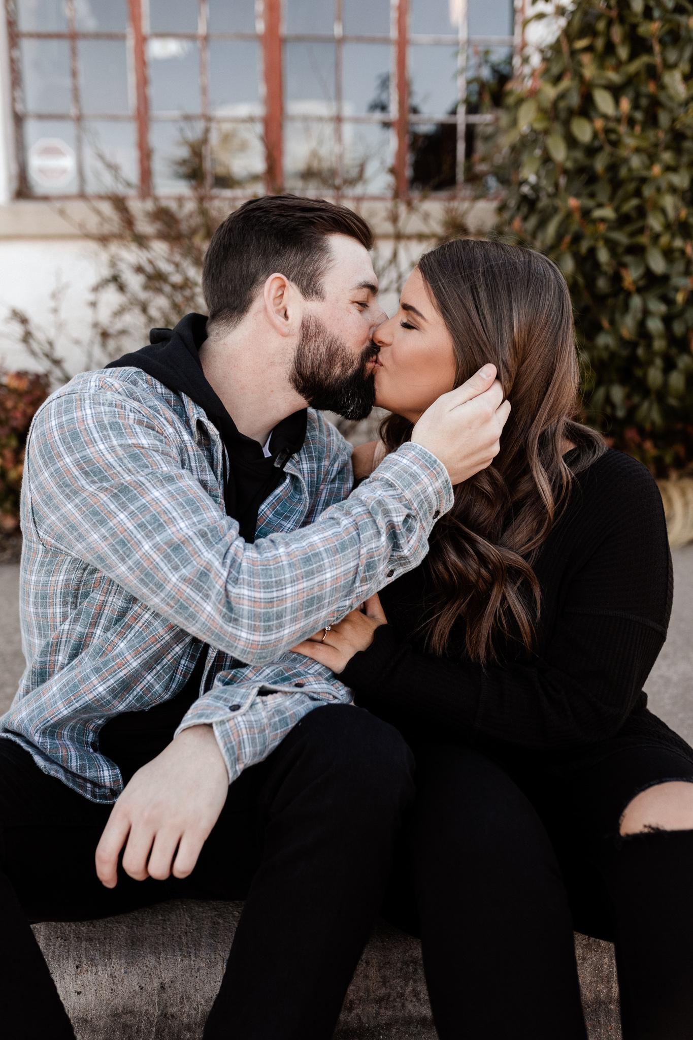 John + Anna | Modern Minimal Engagement Photos | Oklahoma Wedding Photographer-28.jpg