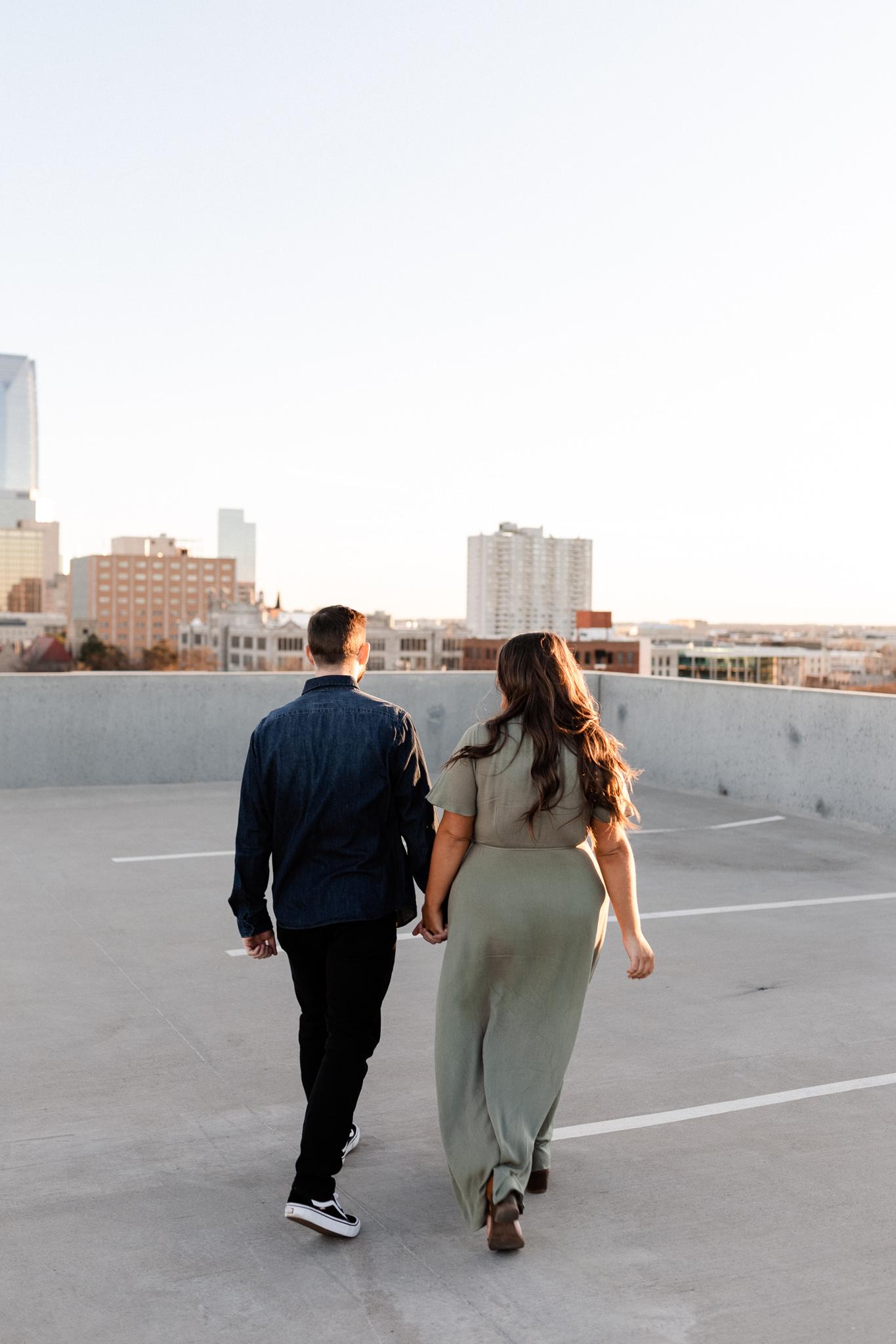 John + Anna | Modern Minimal Engagement Photos | Oklahoma Wedding Photographer-34.jpg