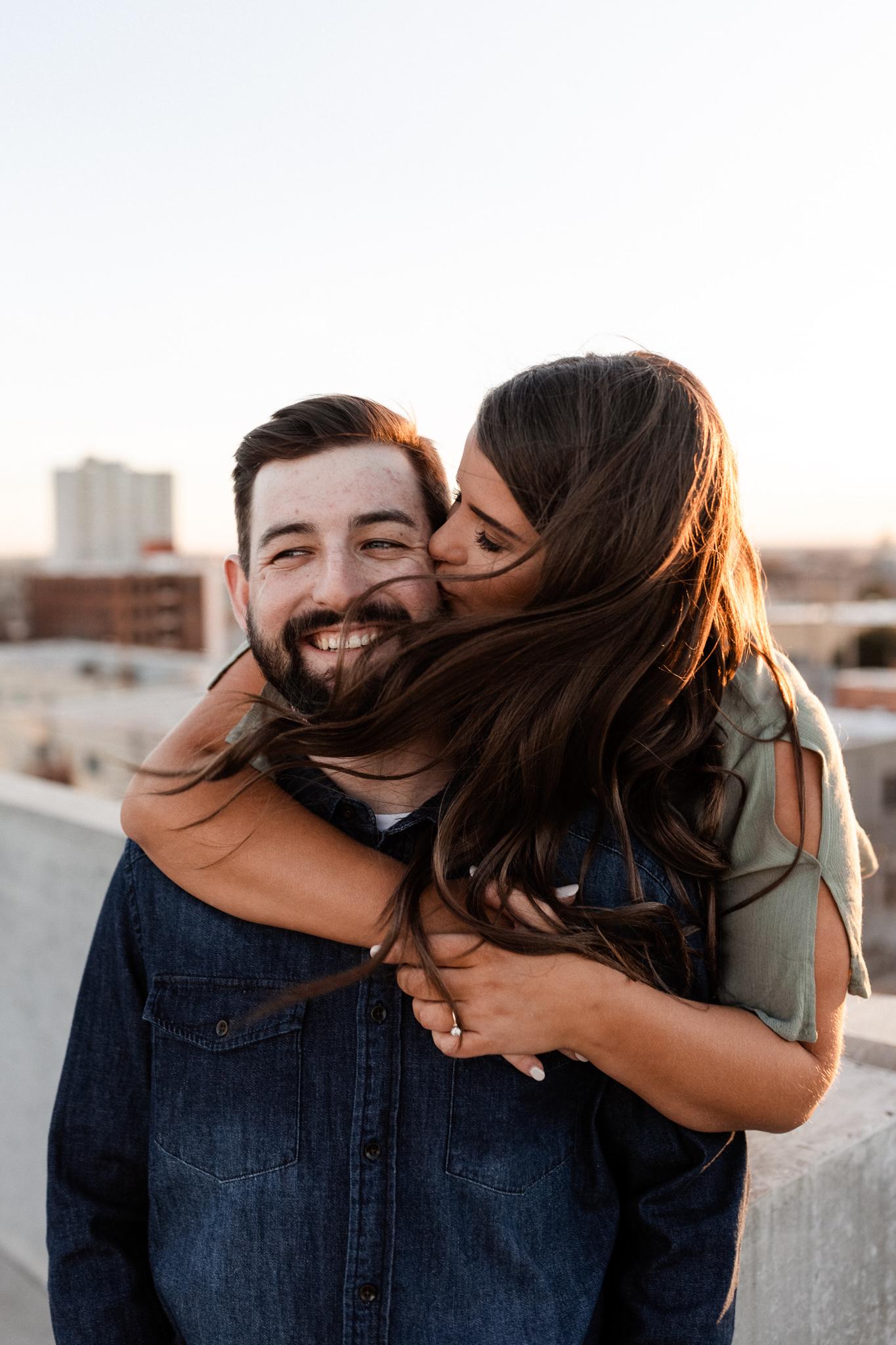 John + Anna | Modern Minimal Engagement Photos | Oklahoma Wedding Photographer-40.jpg